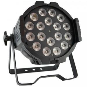 Proyector tipo PAR de 270W LED RGB