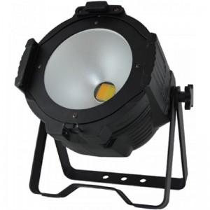 Proyector tipo PAR de 200 W LED blanco y blanco cálido