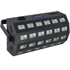 Bañador de luz negra de 72 W LED UV