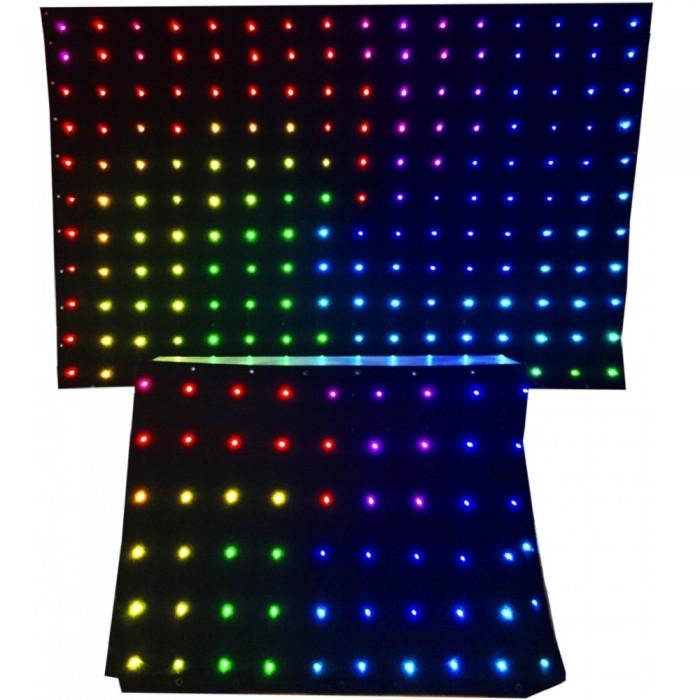 Kit de 2 pantallas LED por DMX