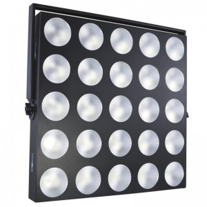 Efecto de iluminación matricial de 250 W LED COB RGB