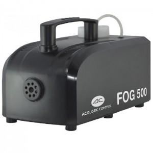 Máquina de humo pequeña para fiestas en casa de 500 W