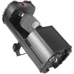 Escáner de 30W LED RGB con 1 rueda de gobos