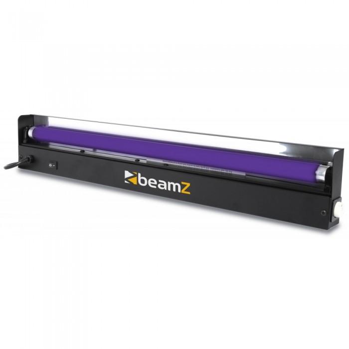 BeamZ Caja de luz negra, ultra violeta, 600mm
