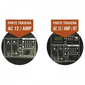 Acoustic Control AC 12 / AMP / BT