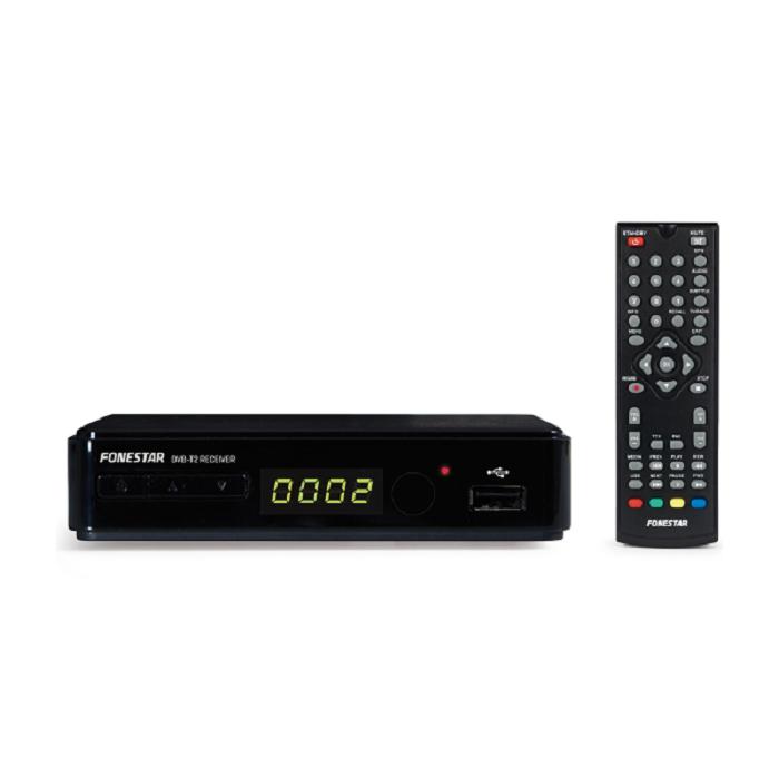 RDT-758HD Receptor DVB-T2 HD