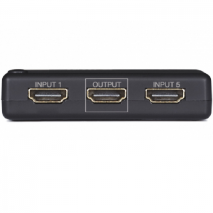 FO-535R Selector HDMI 5 x 1